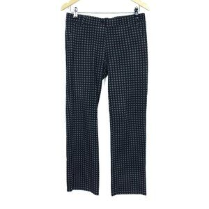 Betabrand Black Stretch Dress Pant Yoga Pants